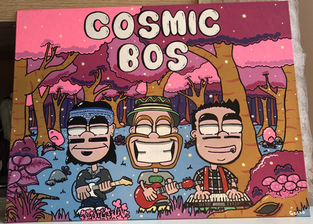 Cosmic Bos