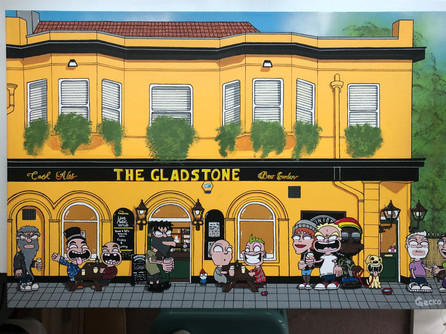 The Gladstone.