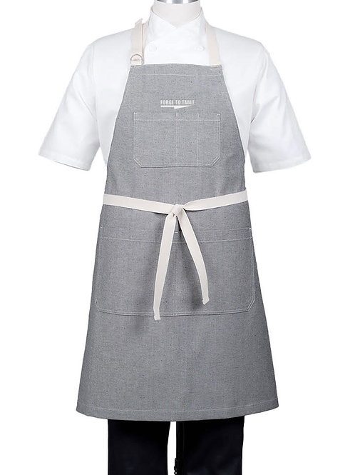 Cayson X Forge To Table Denim Apron