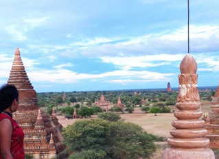 A Woman's Journey to Bagan, Myanmar