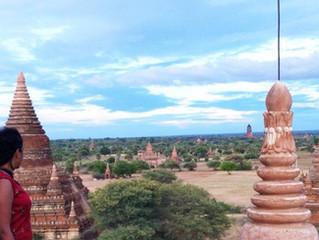 A Woman's Journey to Bagan, Myanmar