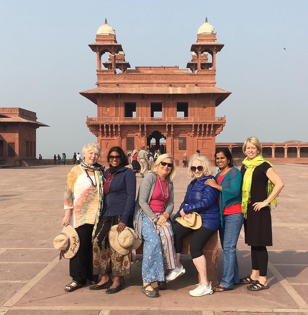 A visit to Fatephur Sikhri