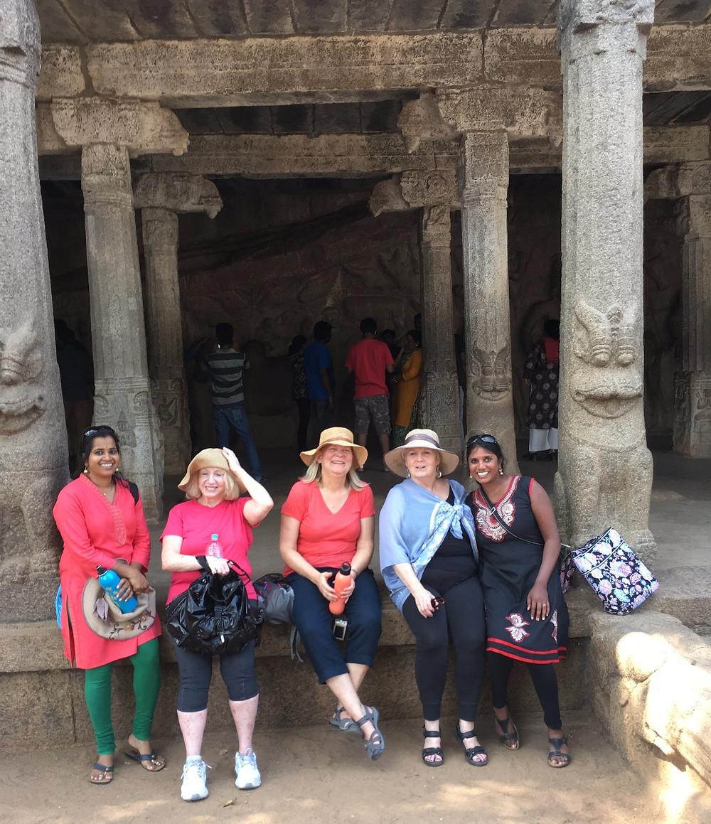 Rock Temples Mahabalipuram
