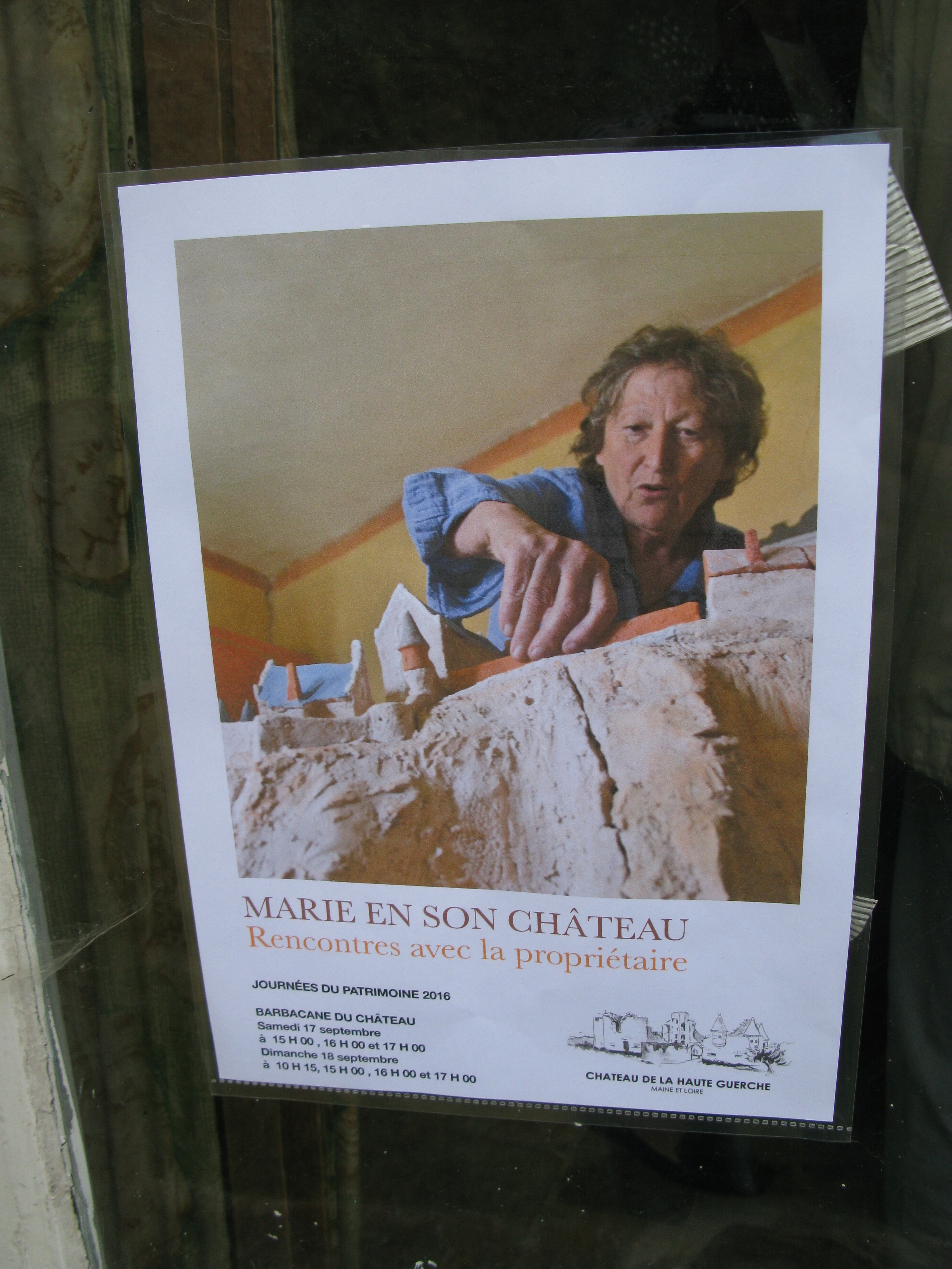Rencontre avec Marie Boisson