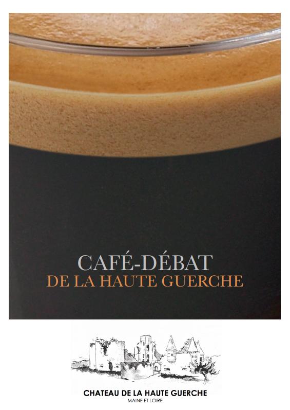 Café-débat de la Haute Guerche