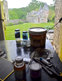Ateliers artistes résidents