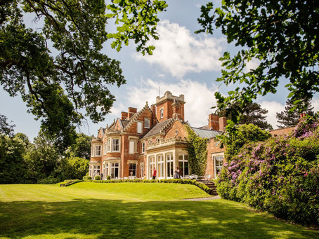 Win a Wedding at Pendrell Hall!