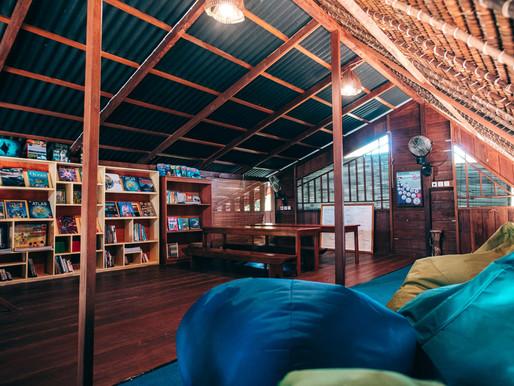 Die Umweltschule in West-Papua ist eröffnet