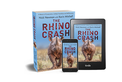 The Rhino Crash Memoir Book