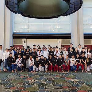 Taekwondo Nationals 2018