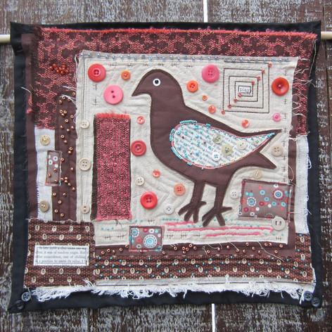 Folk Art Bird
