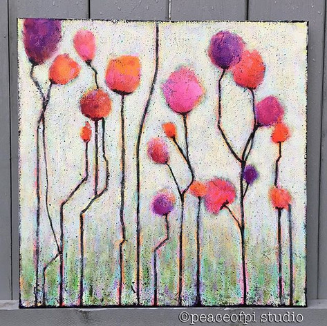 Melancholy Flowers