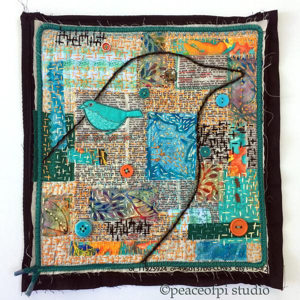 Stitch Dictioanary Birds