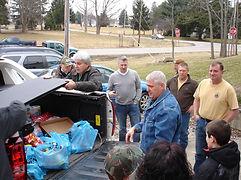 NGCC Food Donation