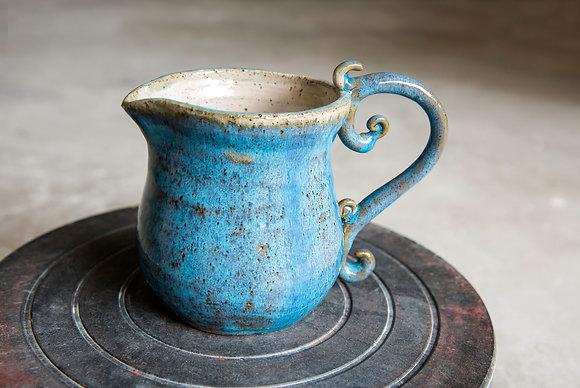 Rustic Blue Mug