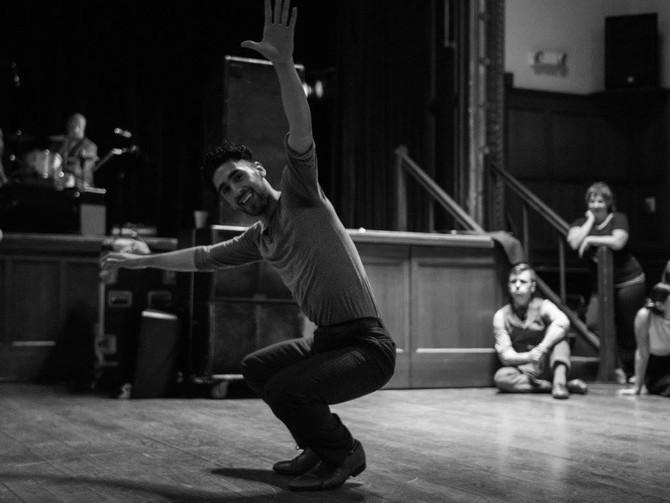 Cardio Charleston: 100+ Jazz Steps