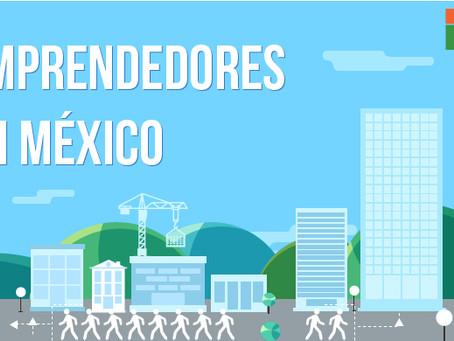 Infográfico – Emprendedores en México
