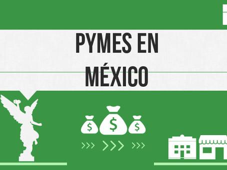 Infográfico – PyMES en México