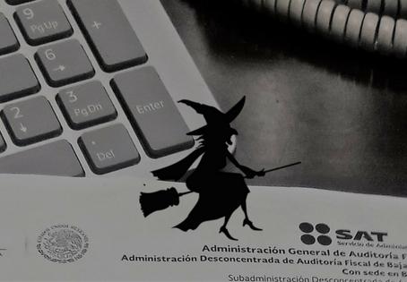 Feliz día de brujas, cuidado con los ingresos fantasma