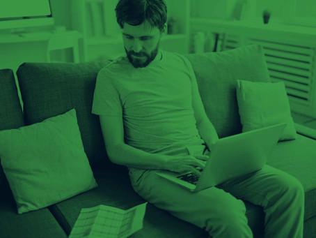 5 tips para ser productivo al trabajar desde casa