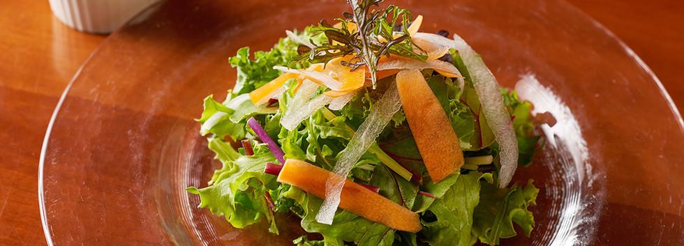 むかし野菜の邑サラダ