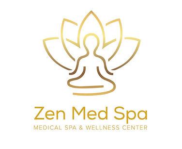 Zen Aesthetics Letterhead and  Envelop
