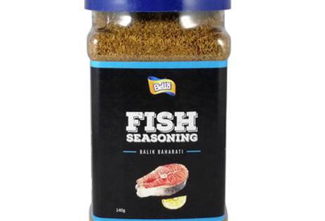 BellaNut Balık Baharatı 140g (Fish Seasoning)