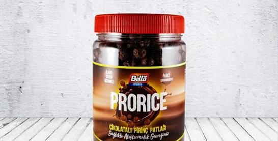 Prorice Çikolatalı Pirinç Patlağı 160g