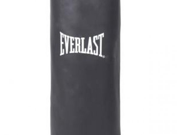 Everlast Powerstrike Filled Bag 180CM - Black