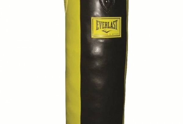 Everlast Filled Black/Yellow Boks Torbası 120x35 - Sarı-Siyah