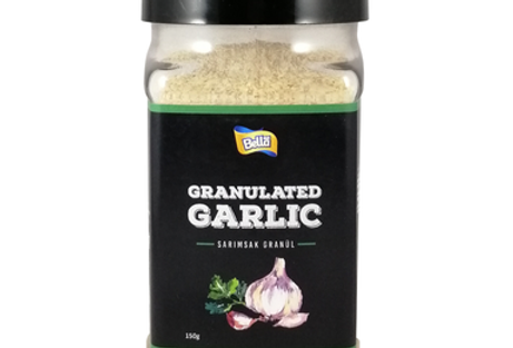 BellaNut Sarımsak Granül 150g (Granulated Garlic)