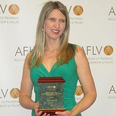 Tracy Maxwell AFLV Award