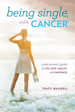 Being Single, with Cancer book cover
