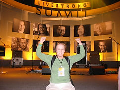 Tracy Maxwell at LiveStrong Summit