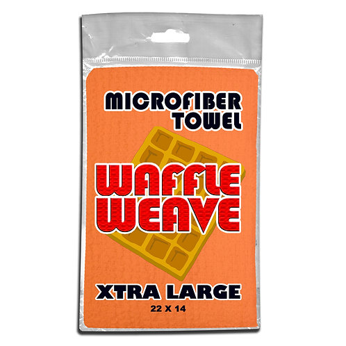 Waffle Weave Microfiber Vend Pack
