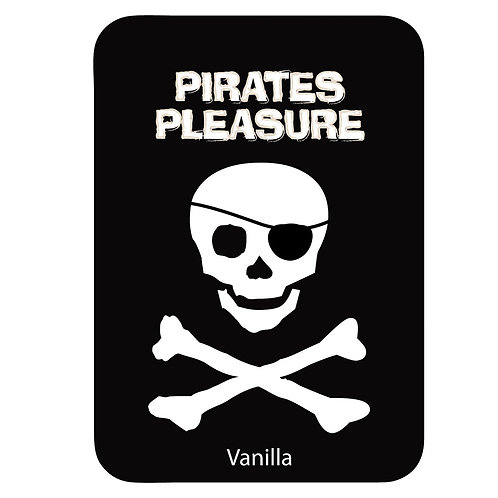 Pirates Pleasure Hang Up Air Freshener