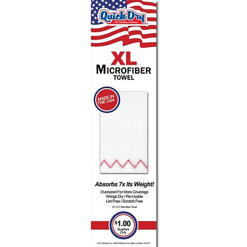 USA Microfiber Decal