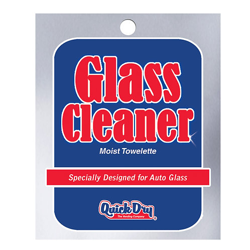 Glass Cleaner Towelette