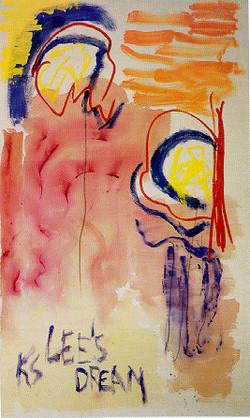 """Lee's Dream"" 1975."