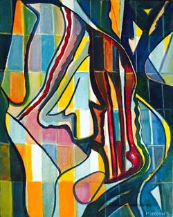 """""""The Arrow Mosaik"""" 1978"""