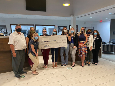 Green State Credit Union Donation