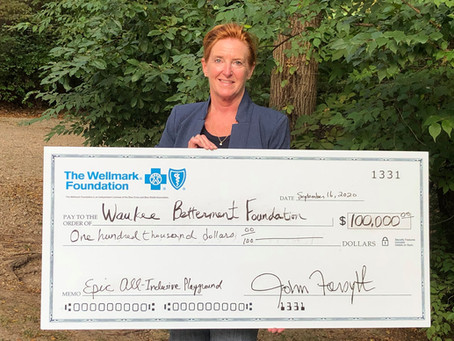 Wellmark Foundation Donation