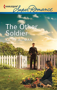 cover for Harlequin Superromance THE OTHER SOLDIER, a funny and sexy smalltown contemporary romance