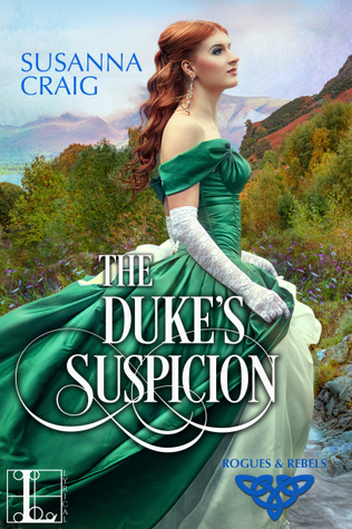 The Duke's Suspicion by Susanna Craig