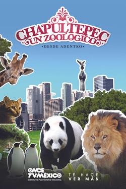 Zoológico de Chapultepec DF