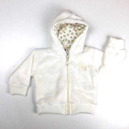Campera de Bebé en piel crudo