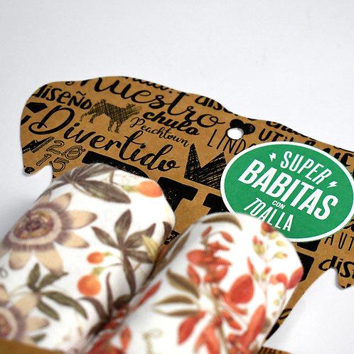SUPER Babitas x 2 - Flores Autóctonas
