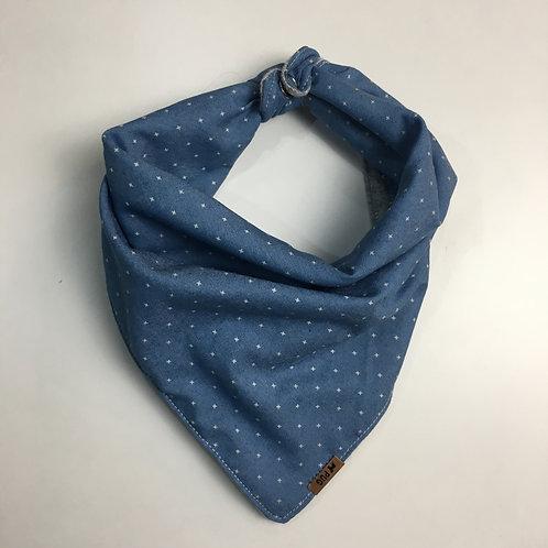 Pañuelo de abrigo - jean