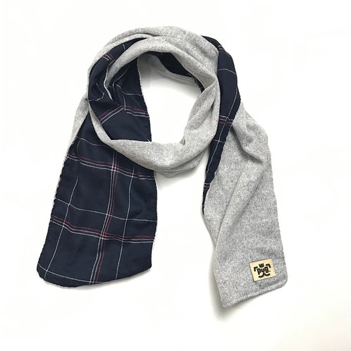 Foulard - escoces azul