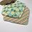 Thumbnail: Baberos piñas - chevron - pack x2